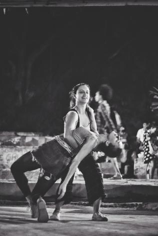 Baile Queer organizado na UNIRIO/RJ 2018, foto de Luiz Muringa.
