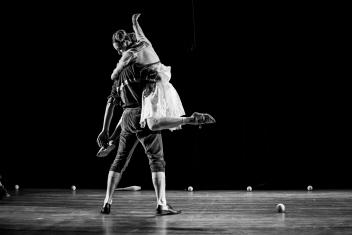 Corpobolados, apresentação em maio de 2018 em Montenegro, Foto Martha Reichel